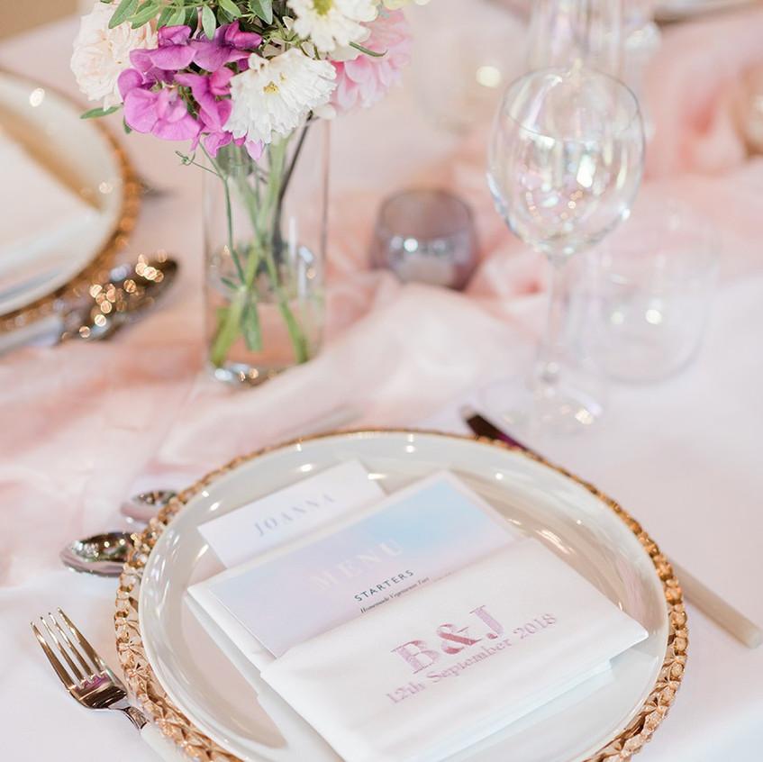 Unicorn-Inspired-Wedding-Place-Setting
