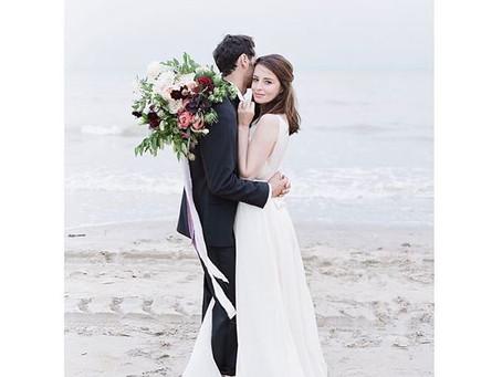 Rock my Wedding Feb 2017 - Coastal editorial with Julie Michaelsen Photography