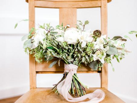 Bloved Wedding Blog - Modern Neutrals with Helen Elliott Photography
