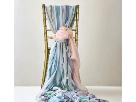 "Brides Magazine September/October  2017- ""Take a Seat"""