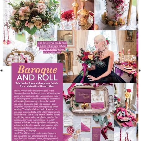 Wedding Flowers & Accessories Magazine January/February 2018 with Philippa Sian Photography