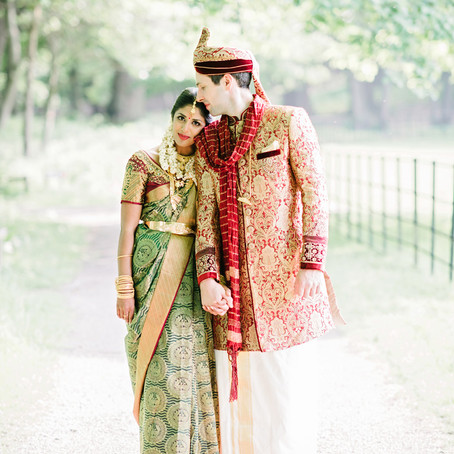 Ruffled Blog - Real Wedding Sundari and Andy with photography by Dominique Bader