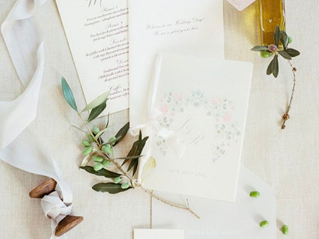 Style Me Pretty Feb 2017- real wedding - Julie and Ross with photography by Kylee Yee