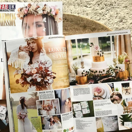 Fab UK Magazine with Paola De Paola Photography