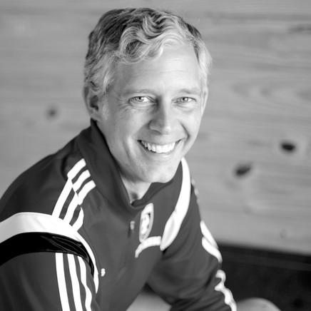 Travis Thomas - Leadership Coach and USMNT Staff