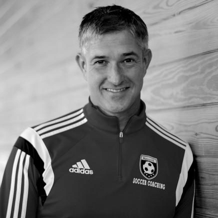 Fraser Foster - Director of Massive Soccer