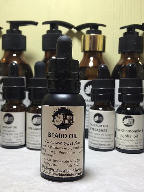 Oil mix: for Beards