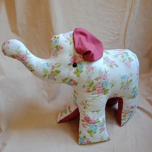 Stuffed animal toy: Large Elephant