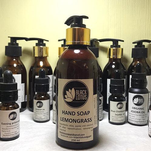 Hand care: Lemongrass Handsoap