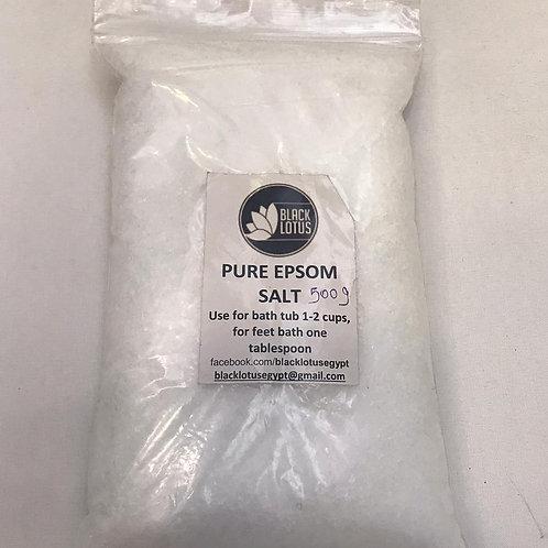 Body care: Epsom Salt 500 Grams.