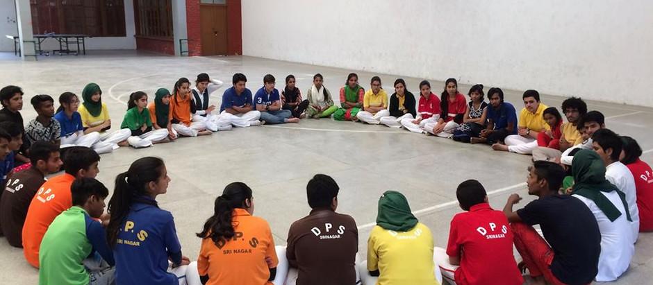 Kya Duniya Sabki Hai- Drama and performance in DPS Srinagar- By Sanyukta Saha