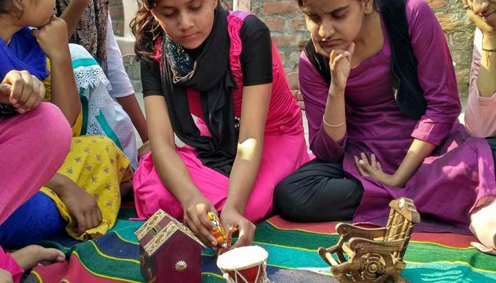 Explorations with a new group ~ Supriya Puri
