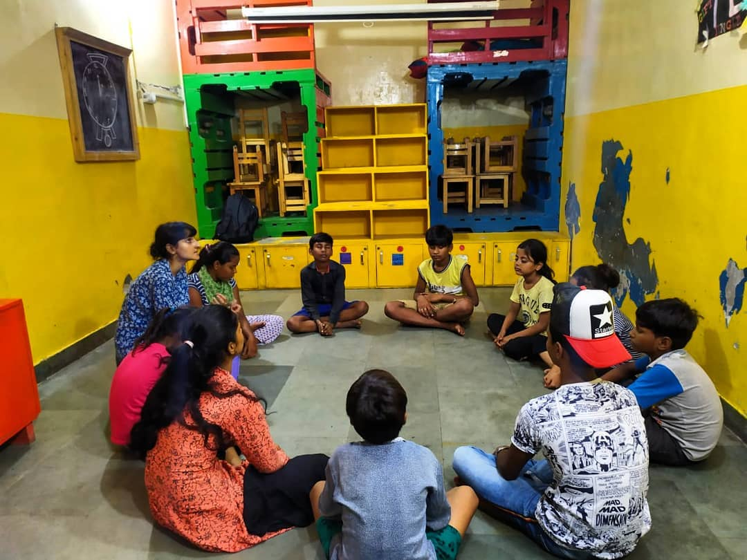 The Community Library Project (2019)
