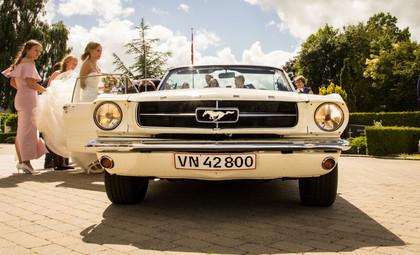 Bryllup hos Thomas & Elisabeth