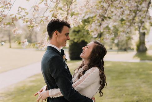 Lea & Jørgens bryllup d. 12. Maj