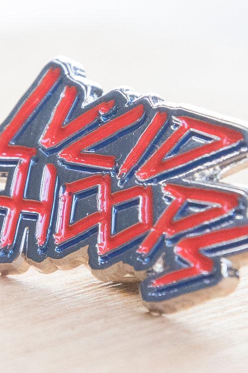 Lucid Hoops Lapel Pin