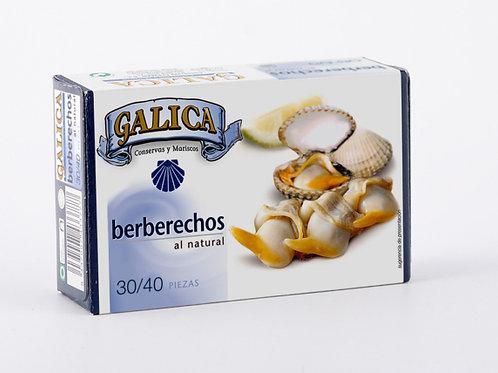 Berberechos al Natural Galica