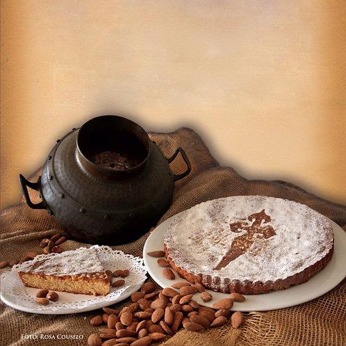 Tarta de Almendra ( 500 Gr.)