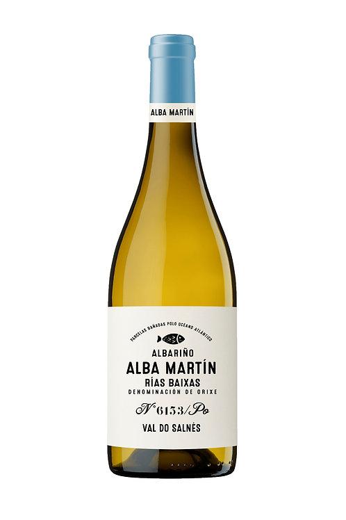 Alba Martin Albariño
