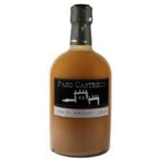 Crema de Chocolate y Cerezas Pazo Castrelo