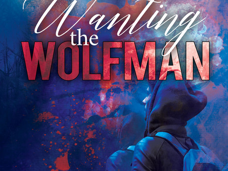 Wanting the Wolfman is out Today!
