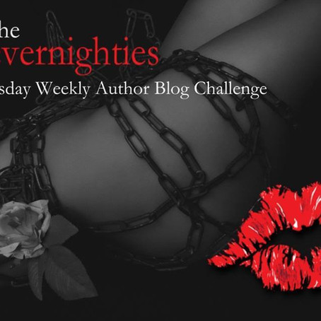 The Evernighties Blog challenge