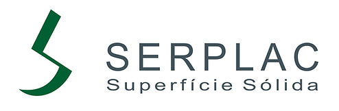Logo Serplac Superfície Sólida