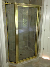 Glass Shower Replacement