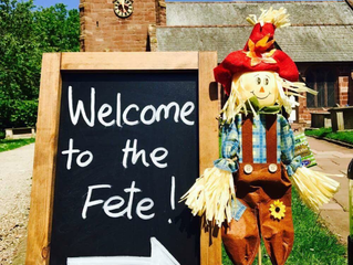 Fete Day at St Alban's