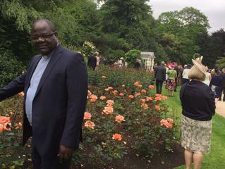 A Royal Garden Party