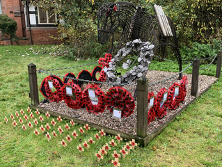 Remembrance with a Difference