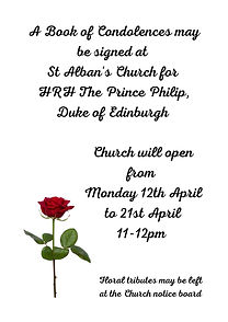 A Book of Condolences may be signed at S