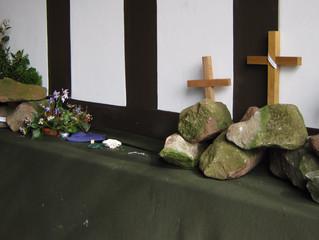 A Wonderful Easter Sunday Service....
