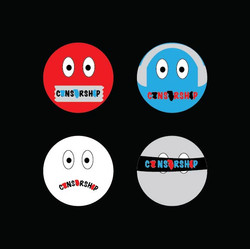Censorship Buttons