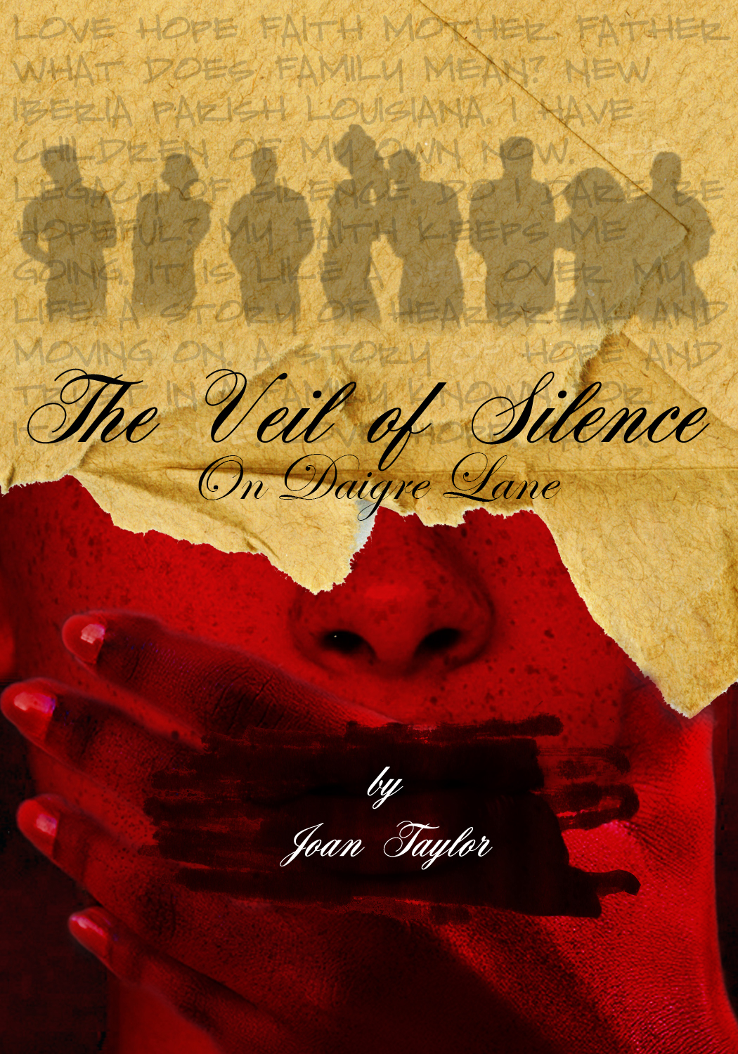 The Veil of Silence Cover v4