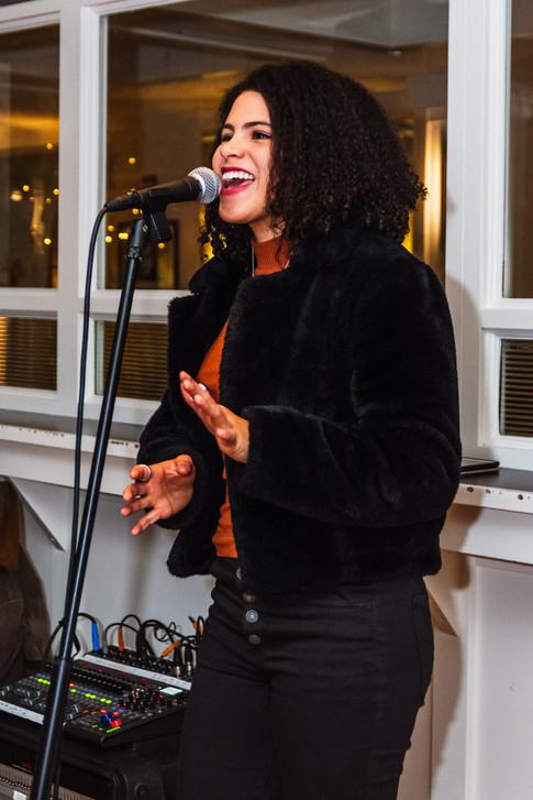 Julie Williams Performance