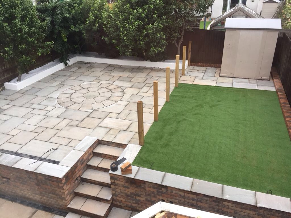 Private Garden Renovation (UK)