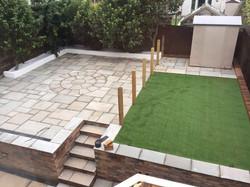 Private Garden Renovation (UK)