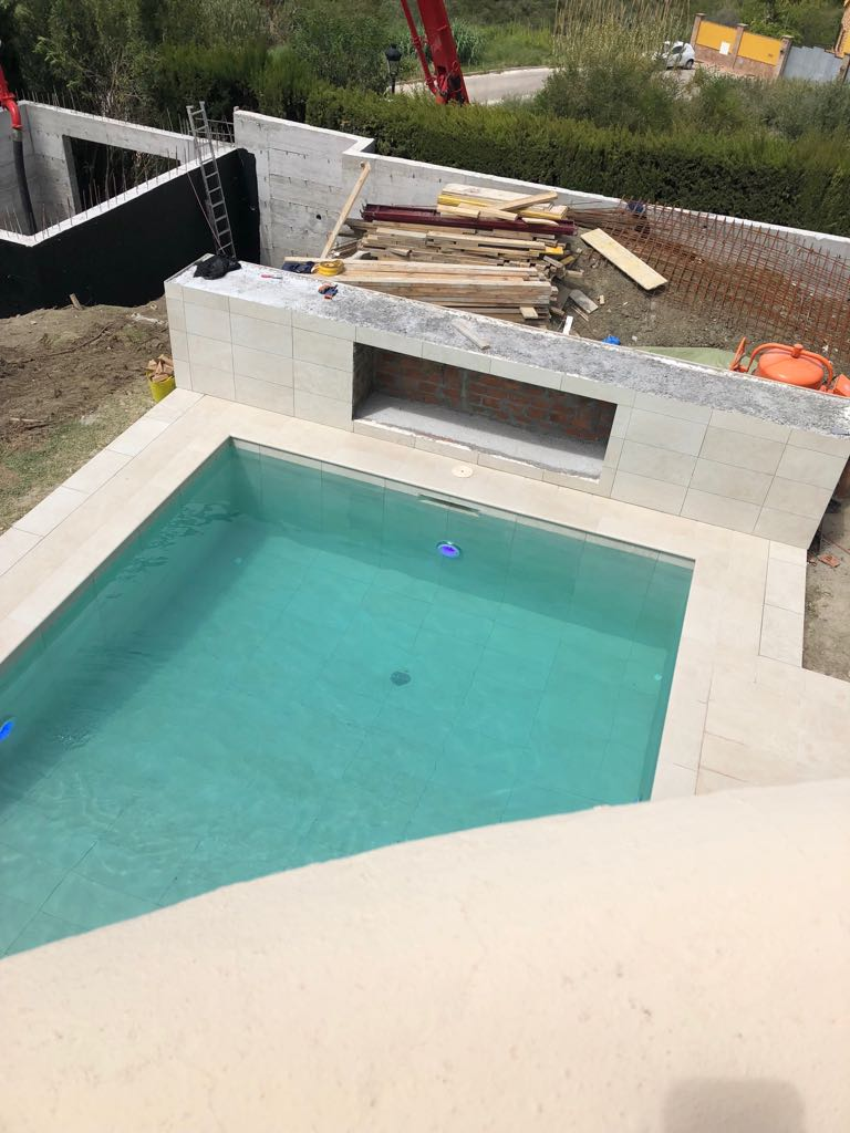 Private Pool Project (Spain)