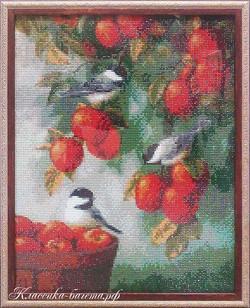 """""""Птички с яблоками"""""""