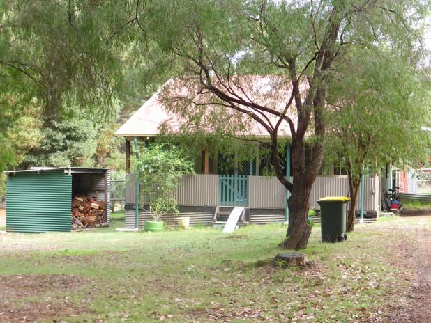 A quaint cottage