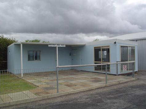 Aero club building