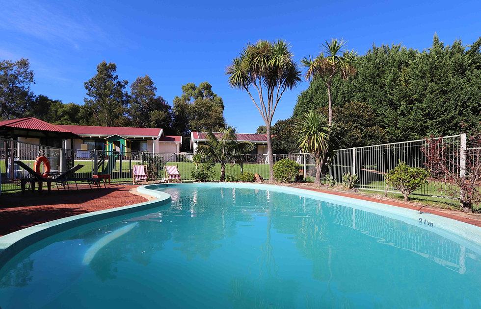 pool pemberton garden grass outdoors relax playground chair lounge bbq garden