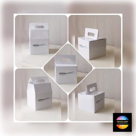 Impresión de Packaging