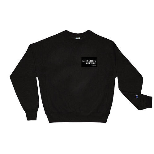 Ammunition Couture f/w 2020 Sweatshirt Black