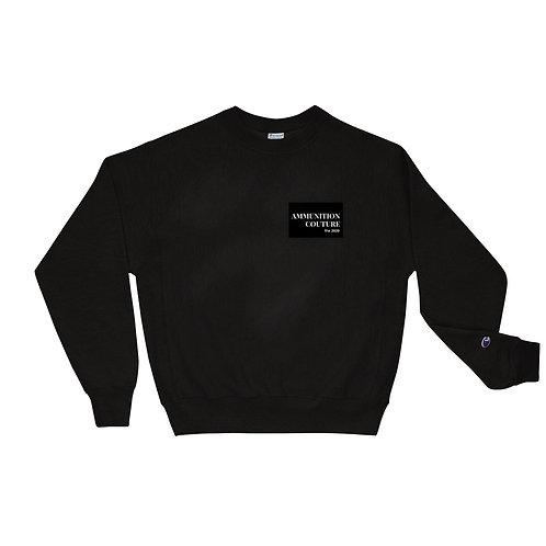 Ammunition Couture f/w 2020 Sweatshirt Black