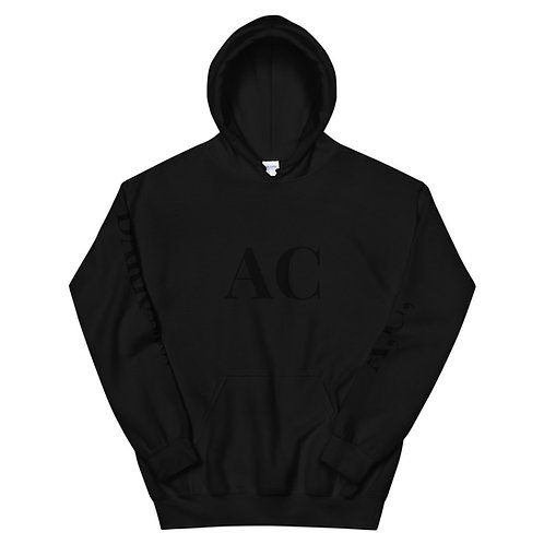 Ammunition Couture Hooded Sweatshirt NOIR
