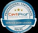 Service Desk Leader Professional Certifi