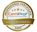 Srum Advanced Professional Certificate_e