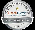Scrum Foundation Professional Certificat
